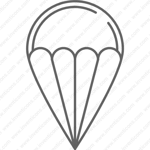 Download Game,parachute,play,sport Icon Inventicons