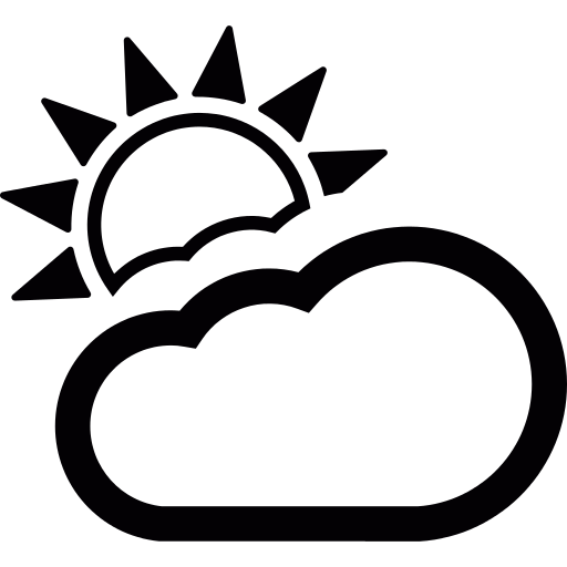 Partly Cloudy Png Icon
