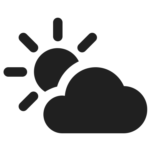 Partly Cloudy Icons, Download Free Png And Vector Icons