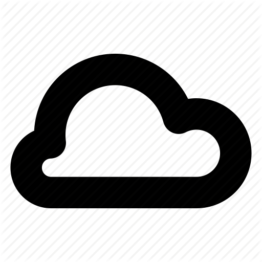 Cloud, Cloudy, Partly Cloudy, Weather Icon