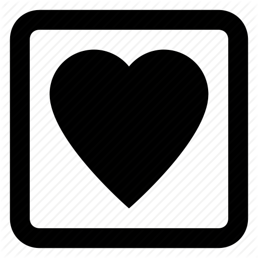 Heart, Like, Love, Passion Icon