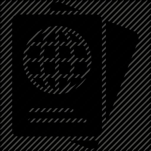 Passport Symbol Schematic Diagram