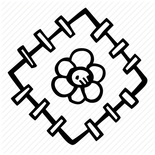 Art, Arts And Crafts, Craft, Doodle, Hobby, Patch Icon