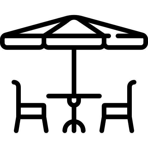 Sun Umbrella Icon