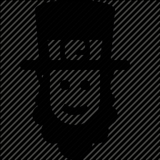 Beard, Hat, Irish, Jew, Leprechaun, Patrick, St Patricks Day Icon