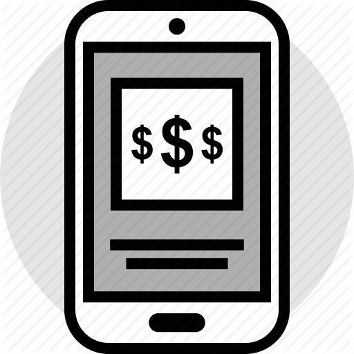 Mobile, Now, Pay, Shopping Icon