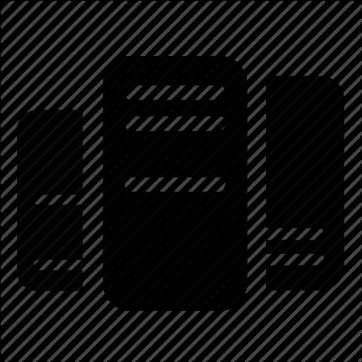 Data, Pc, Rom, Storage Icon