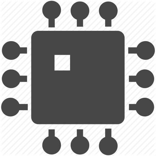Component, Device, Electronics, Pcb Icon