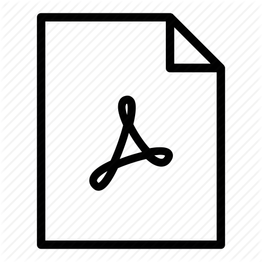 Pdf Document Icon