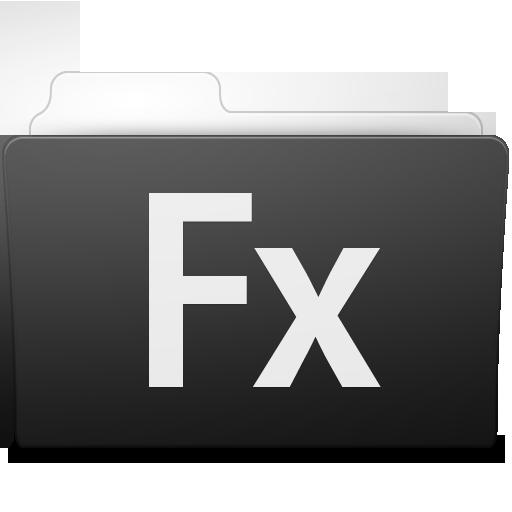 Adobe Flex Folder Icon