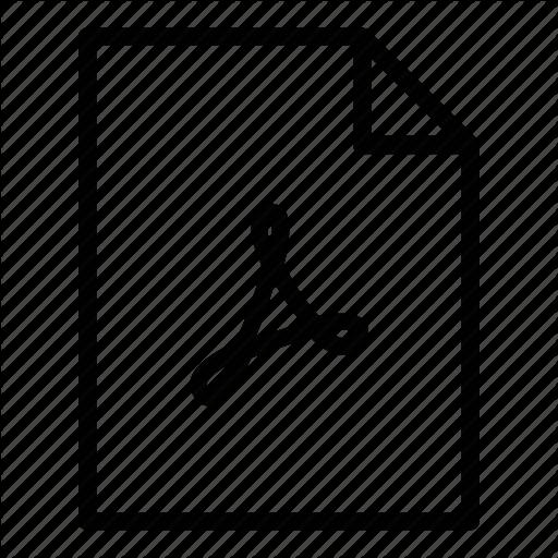 Pdf Icon Transparent