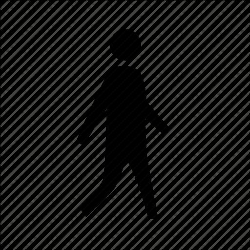 Activity, Moving, Pedestrian, Sport, Stroll, Transport, Walking Icon