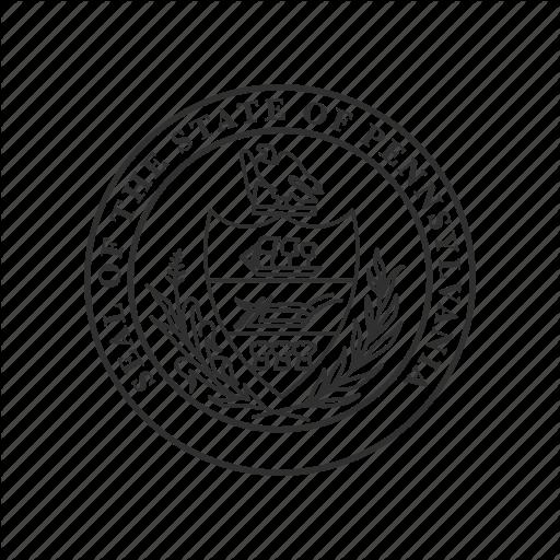 America, Pennsylvania, Seal, State, State Seal, State Symbol, Usa Icon