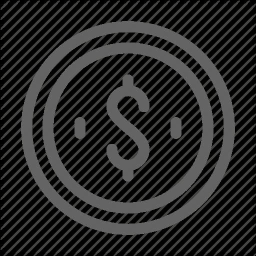 Cent, Monetization, Penny, Sponsor Icon