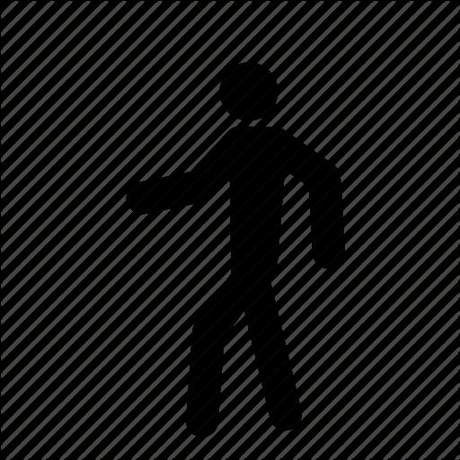 Man, Move, People, Person, Run, Walk, Walking Icon