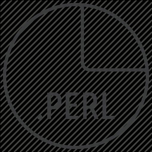 , Format, Language, Perl, Pl, Scripting Icon