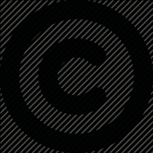 Copyright Symbol Png Transparent Images