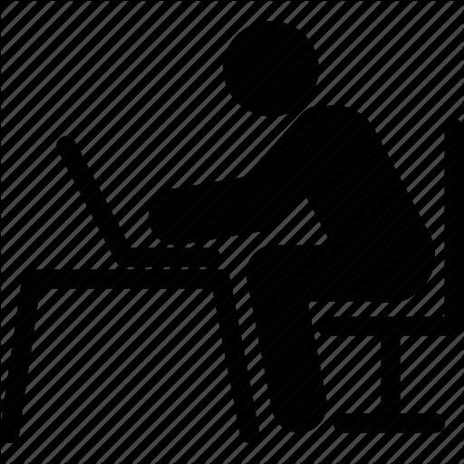 Man Using Computer Png Transparent Man Using Computer Images