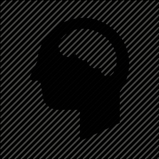 Brain, Head, Mind, Person Icon