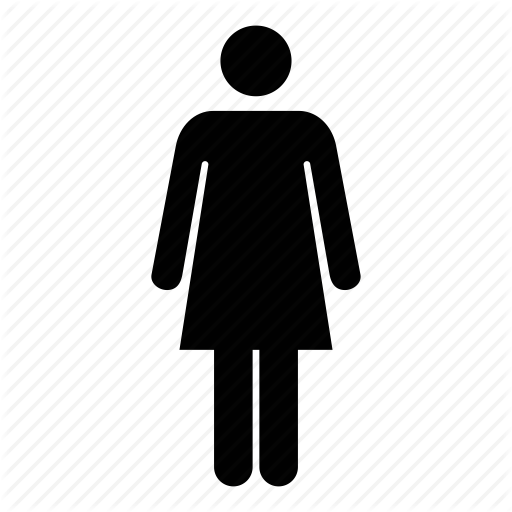 Girl, Human, People, Person, Woman, Women Icon