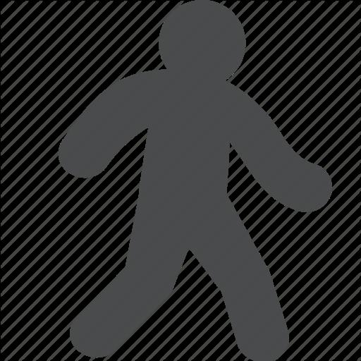 Activity, Cardio, Person, Walking Icon
