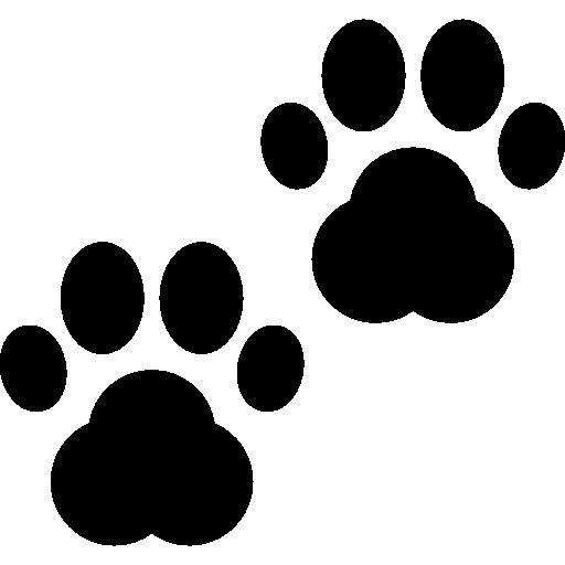 Animal Prints Icons Free Download