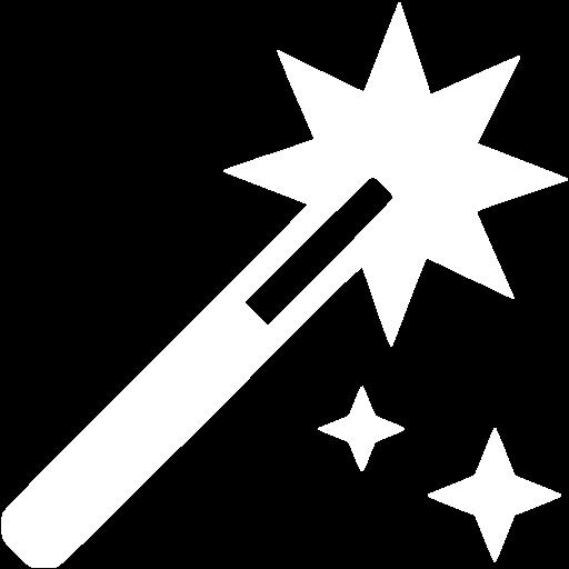 White Fantasy Icon