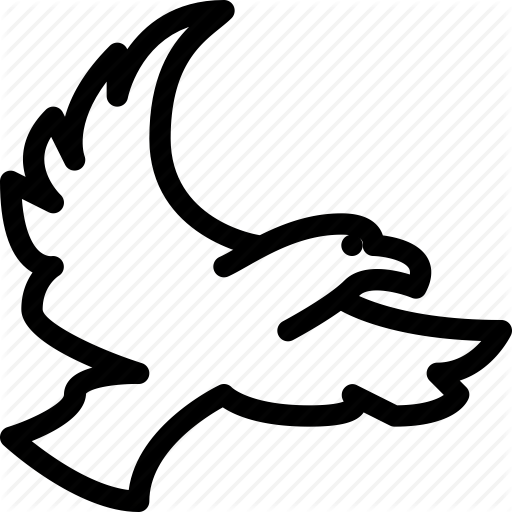 Word Icon Eagles Soar