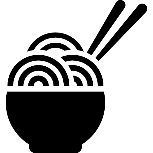 Chinese Noodles Icons Free Download
