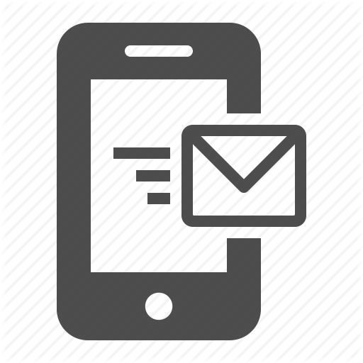 Email, Envelope, Mail, Message, Mobile Phone, Smartphone, Sms Icon