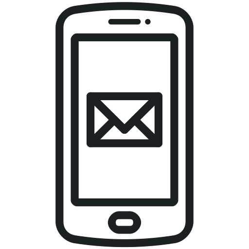 Telephone Icon, Letter, Email, Mail, Message, Send, Application Icon
