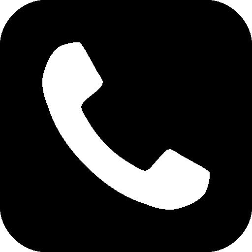 Interface Phone Black Icon