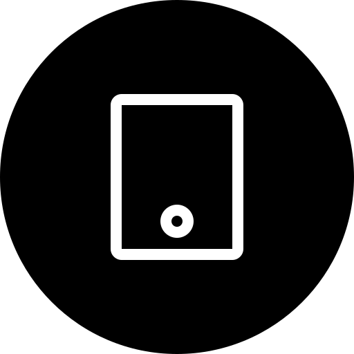 Photo, Camera, Tool, Of, Phone, Or, Tablet, Symbol, In, Black