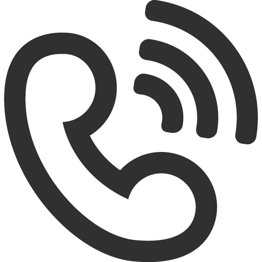 Call Ringing Icon Mono General Iconset Custom Icon Design