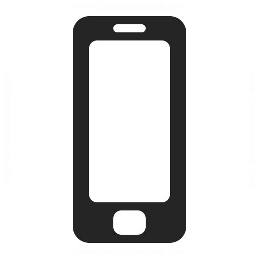 Mobilephone Icon Iconexperience