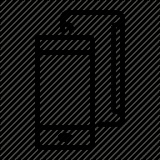 Accessory, Case, Cover, Phone Icon