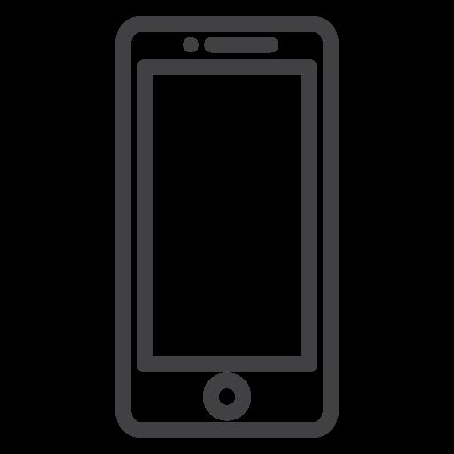Communication, Smartphone, Mobile, Phone Icon Free