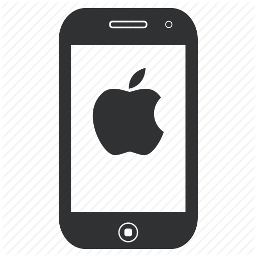 Phone Icon Apple