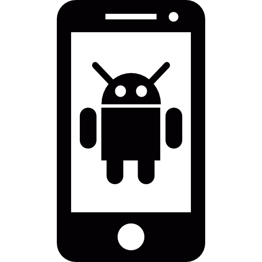 System, Android, Technology, Smartphone, Operating, Mobile Phone Icon