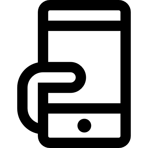 Phone Icon Logo