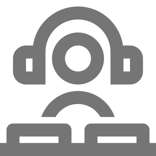 Leisure Dj Booth Icon Png And Vector For Free Download