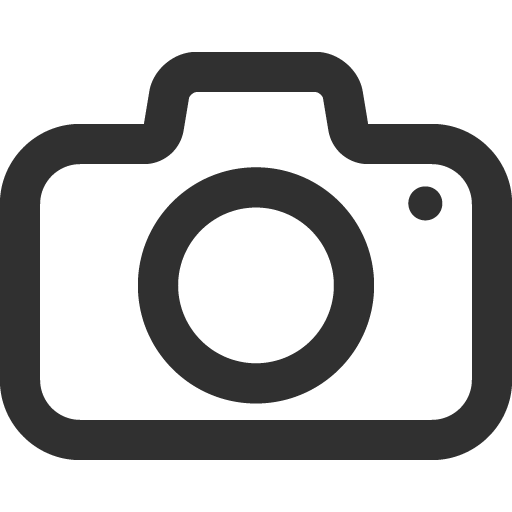 Camera Icon Mono General Iconset Custom Icon Design