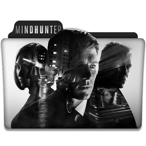 Mindhunter Tv Series Folder Icon