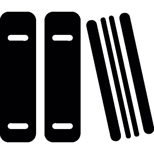 Black Library Icon