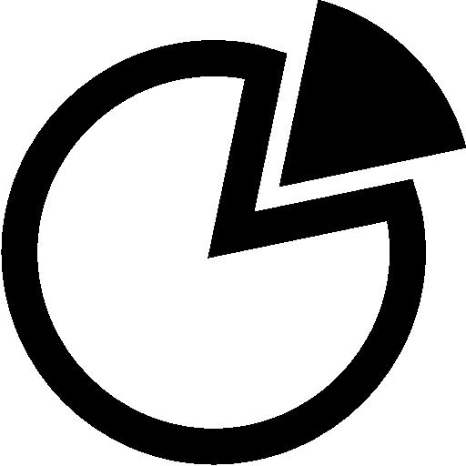 Data Pie Icon Android Iconset