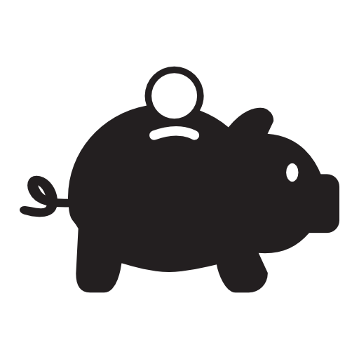Piggy Bank Icon Download Free Icons