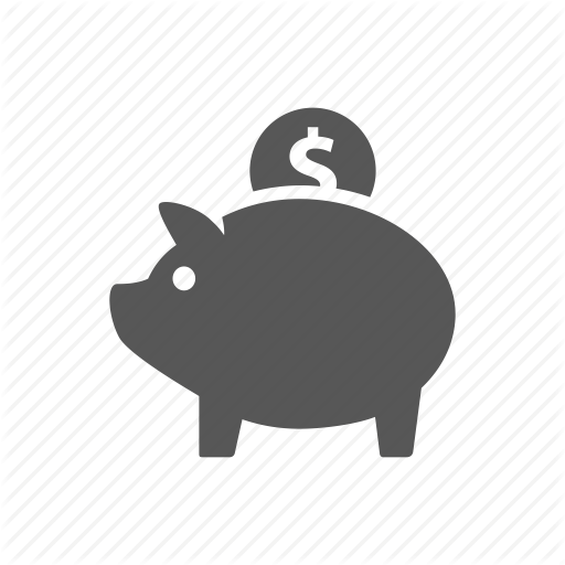 Banking, Business, Finance, Pig, Piggy Bank, Safe Icon