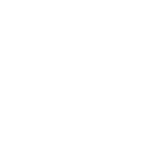 White Piggy Bank Icon