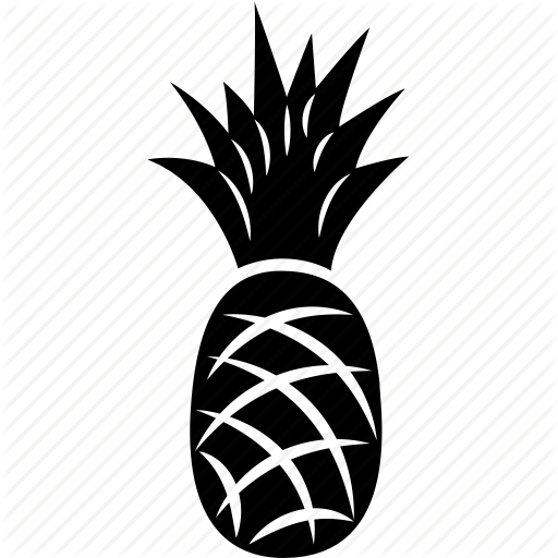 Food, Fruits, Fruits Icon, Pineapple, Pineapple Juice Icon