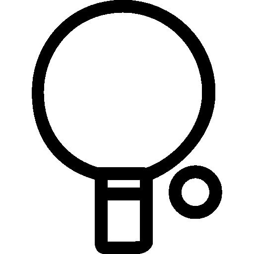 Ping Pong Image Icon Free